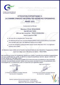 thumbnail of Réflexe-Topo – Certificat 7016688